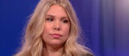 Kailyn Lowry appears on a 'Teen Mom' special. [Photo via MTV/YouTube]