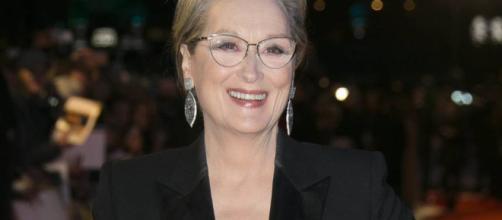 Meryl Streep gran estrella del cine y ahora de la tv