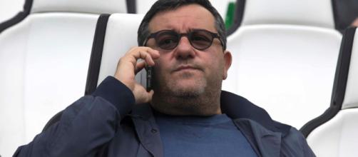 Mino Raiola a Vinovo, lungo colloquio con la dirigenza della Juventus: molti i nomi in ballo
