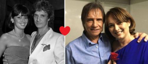 Myrian Rios e Roberto Carlos se reencontram depois de 28 anos e 'O amor continua', saiba mais