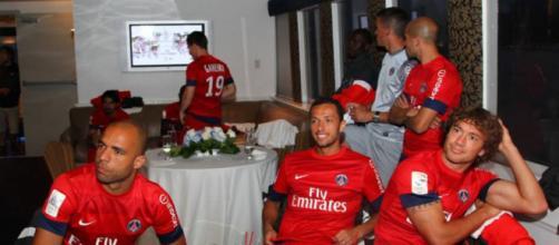 Nenê, do rico PSG: enfim, a estreia na Liga dos Campeões