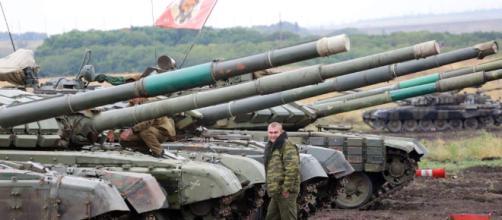 Por una ofensiva turca en el norte de Siria los alemanes suspenden entrega de tanques