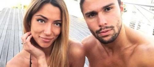 Soleil Sorgè parla della storia tra Luca e Ivana