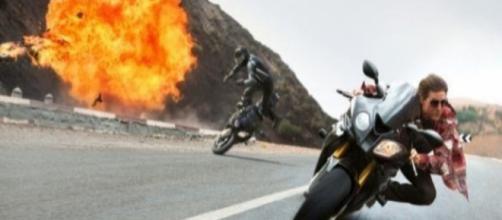 Tom Cruise publica el título 'Misión: Imposible 6' y una fotografía