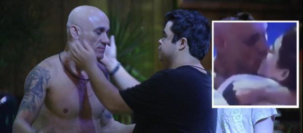 A família causou grande polêmica nas redes sociais - Foto: Reprodução/Globo