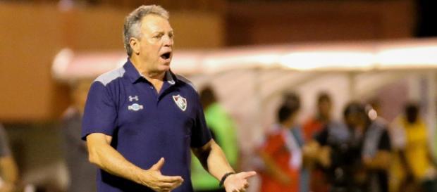 Abel não acredita na classificação do Fluminense
