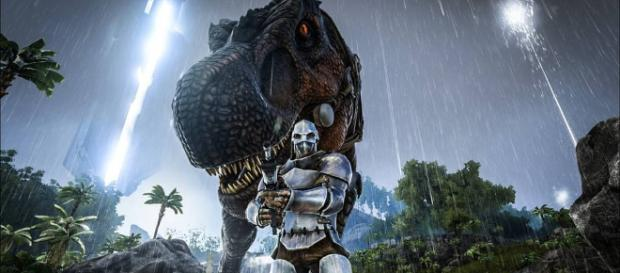 ARK: Survival Evolved Early Access Review - GameSpew - gamespew.com