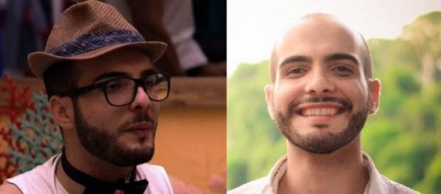 """BBB18: Ex-namorado de Mahmoud rebate participante sobre traição: """"Chifres trocados"""""""