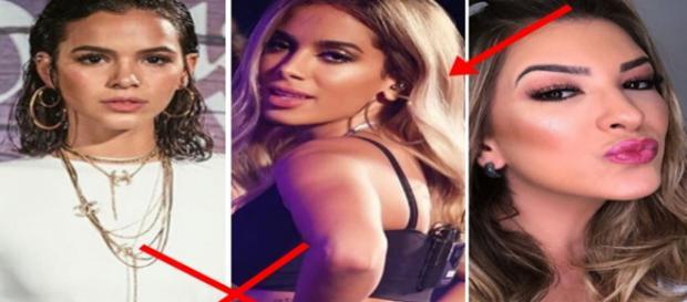 Fãs especulam indireta para Bruna e/ou Lorena Improta - Foto: Reprodução