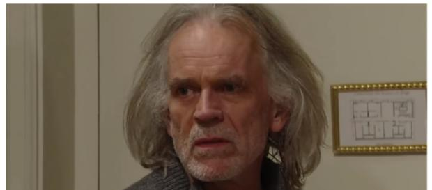 Faison may be headed for his final showdown on 'General Hospital.' (Image via deglemuses/YouTube screencap).