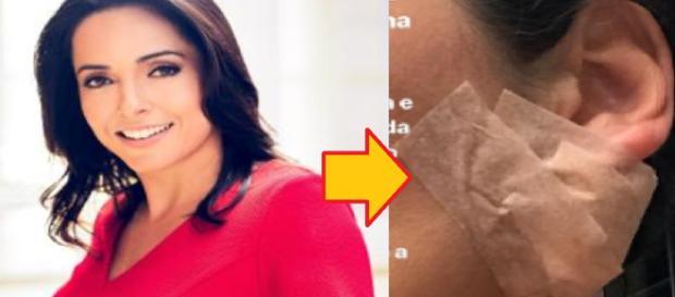 Garota do tempo da Rede Globo passou por momento sério em relação a sua saúde