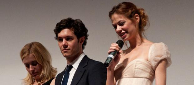 Greta Gerwig, Adam Brody and Analeigh Tipton at the 2011 Toronto International Film Festival (Image credit – canmark, Wikimedia Commons)