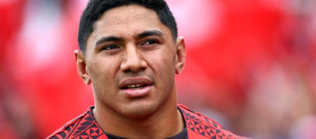 Jason Taumalolo is the new hero on the block in Tonga. Image Source - fijione.tv