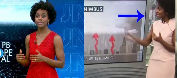 Maju Coutinho (Foto - Rede Globo)