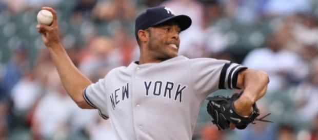 Mariano Rivera will almost surely get in the Hall of Fame on his first try. Image Source: Flickr | Keith Allison