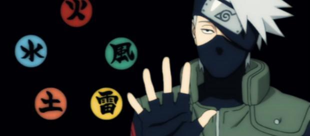 Ninjas más fuertes cada elemento en 'Naruto'