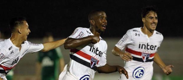 São Paulo ficou em segundo lugar na Copinha