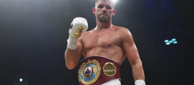 Saunders para cumplir los objetivos del boxeo dice que lo logrará en 2 años