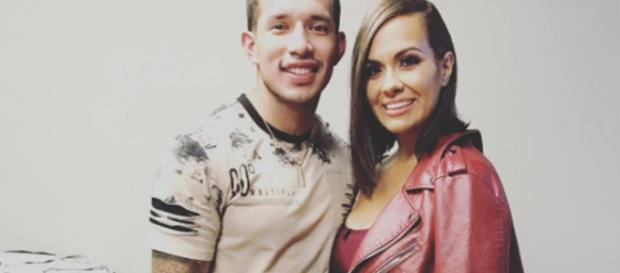 'Teen Mom 2's' Briana DeJesus and Javi Marroquin. - [Image via Instagram / Javi Marroquin]