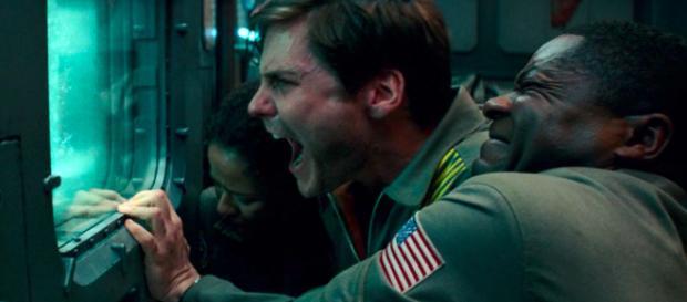 """""""The Cloverfield Paradox"""" mit Daniel Brühl ist eine Produktion von Netflix / Foto: Netflix"""