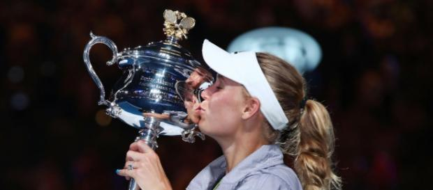 Wozniacki gano su primer Grand Slam. www.wtatennis.com.
