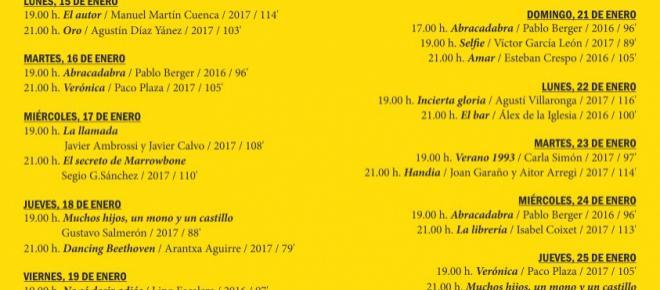Las películas de los Goya 2018 a 3€ en la sala Berlanga de Madrid