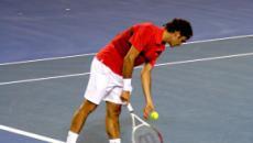 Federer strapazza Chung e vola in finale in Australia