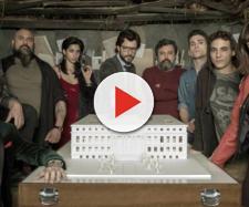 © Antena 3, La Casa de Papel, 2017