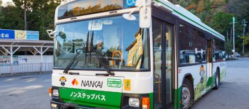 Autobús de Nankai en wakayama, Japón — Foto editorial de stock ... - depositphotos.com