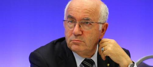 Carlo Tavecchio, commissario della Lega di Serie A