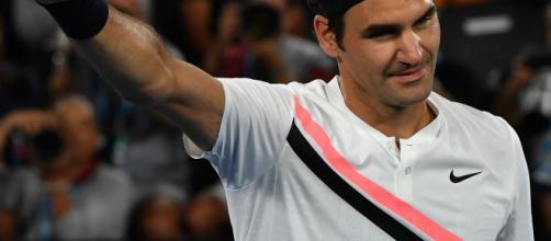 Federer logra llegar a la final por el retiro de Chung