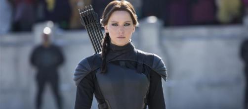 Jennifer Lawrence fue una de las actrices revelación en el mundo del Cine con su papel lleno de acción.