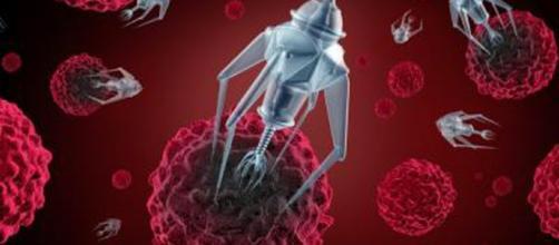 Las nanopartículas que ayudan a erradicar tumores.