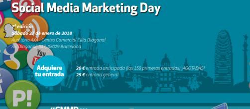 Los especialistas en web y redes sociales dan charlas en Barcelona para mejorar nuestra marca personal en Internet