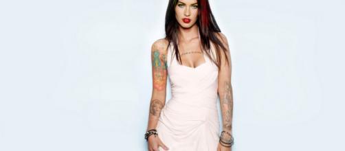 Megan Fox y sus interesantes tatuajes