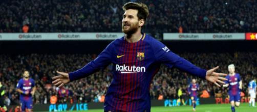 Messi destacó la buena sensación que tiene con Valverde