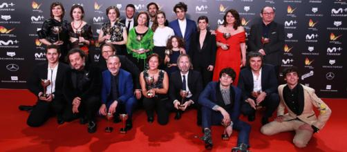 Palmarés Premios Feroz 2018 / Foto: Cipriano Pastrano