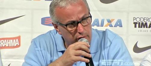 Presidente Roberto de Andrade, do Timão