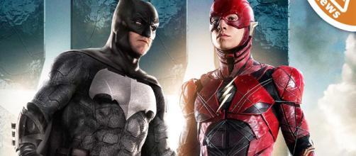 PUNTO DE INFLUENZA: ¿La película de destello restablecerá a Batman?   Nerdist - nerdist.com