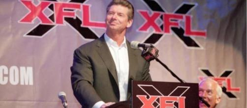 Vince McMahon anuncia que la XFL regresará en 2020