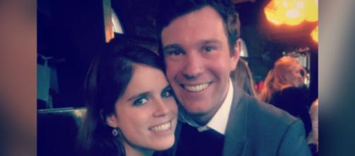 When is Princess Eugenie getting married to Jack Brooksbank? Royal ... - (Image Cr: mirror.co.uk/Youtube screencap)
