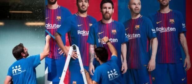 Barcelona teve a estreia de Philippe Coutinho