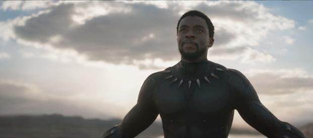 Chadwick Boseman è T'Challa (Black Panther)