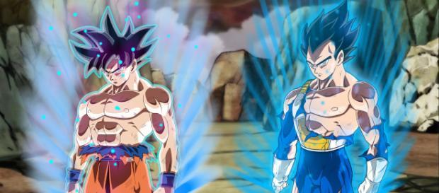 DBS: Ya la batalla final se acerca cada vez más, Goku y Vegeta lucharán violentamente