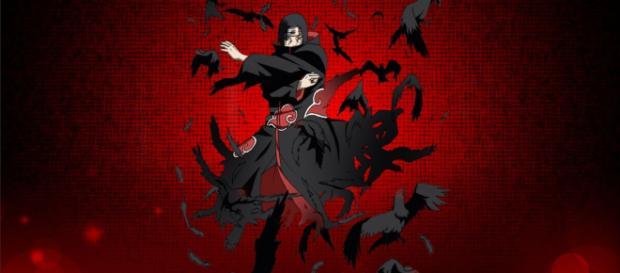 El guerrero misterioso: Itachi Uchiha