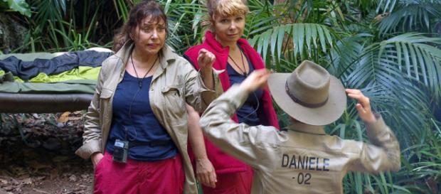 Im Dschungelcamp ist Daniele richtig sauer - Foto: MG RTL D