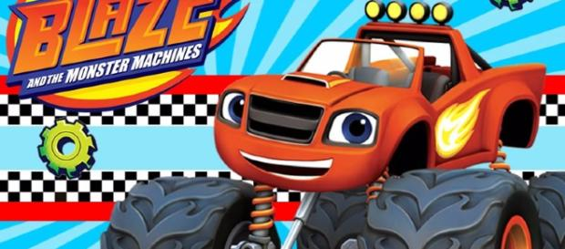 Kit Imprimible Candy Bar Blaze And The Monster Machines - $ 54,89 ... - com.ar