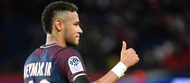 Neymar llegaría a reforzar el ataque del Real Madrid