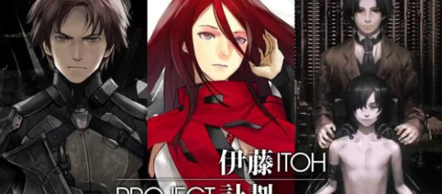 'Proyecto Itoh' una de las mejores películas de anime del 2017.