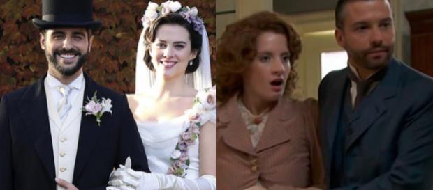 Una Vita, anticipazioni: l'addio di Marialuisa e Victor, Celia e Felipe presto sposi